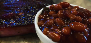 BEST SWEET BBQ SAUCE FOR SMOKED BAKED BEANS