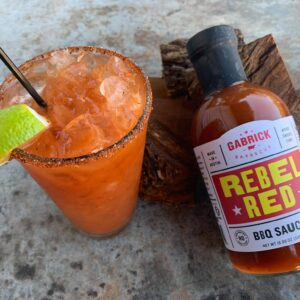 SPICY BBQ SAUCE Bloody Mary RECIPE