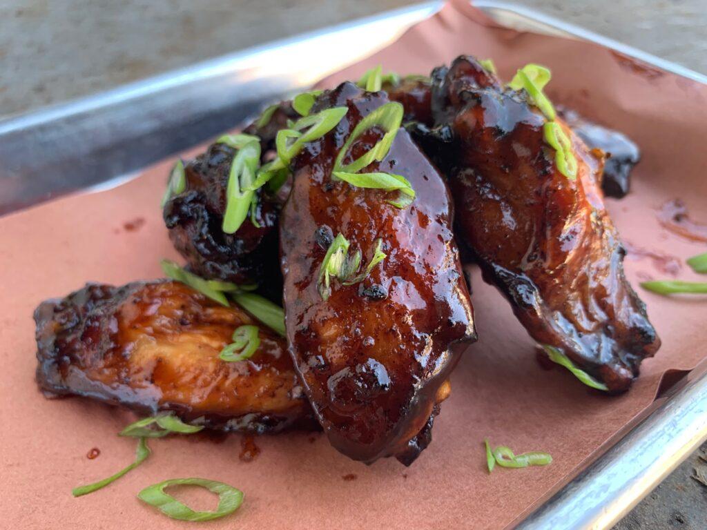 Crispy Skin Chicken Wings