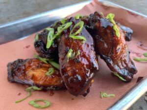 Crispy Skin Chicken Wings
